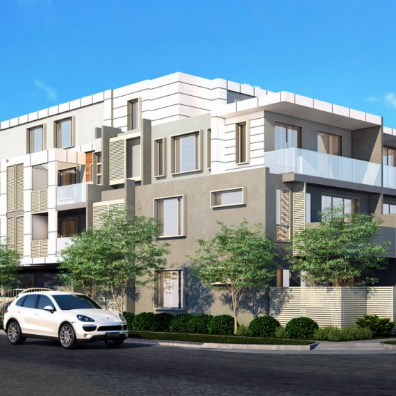 Apartment Development by Creative Living Innovations
